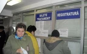 Formular nou pentru acordarea biletului de tratament