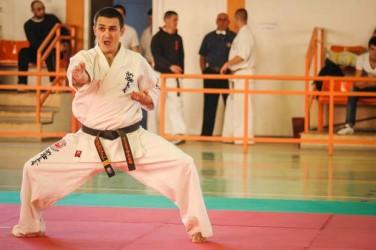 Cristian Bolduţ a câştigat titlul naţional cu numărul 27