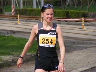 Atleta de la CSM Zalău, Daniela Cîrlan, pe podium în Croaţia