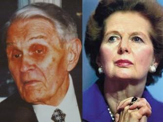 """Corneliu Coposu, apreciat la adevărata lui valoare de către """"Doamna de Fier"""" a Marii Britanii, Margaret Thatcher"""