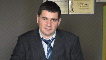 Radio Transilvania – Rotisorul Politic: Dan Cherecheş, consilier judeţean din partea PDL