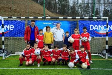 """La Cupa """"Hagi-Danone"""", juniorii de la FC Zalău la un pas de turneul final"""
