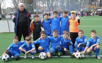 """FC Zalău, locul patru la Cupa """"Gloria Bistriţa"""""""