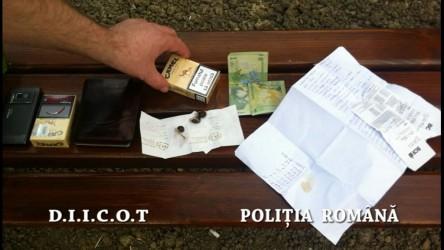 Zălăuanul care introdus haşiş în Sălaj, arestat preventiv