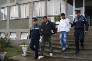 Hoţi prinşi de poliţiştii din Jibou