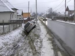 Victimă din cauza neatenţiei la volan