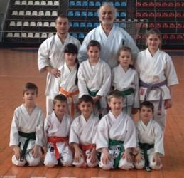 Doi karateka zălăuani au obţinut calificarea la Europene