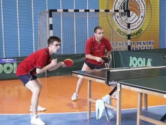 Trei tenismeni de la CSM, la Naţionalele de la Arad