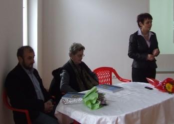 Arheologul Éva Lakό a fost sărbătorită de Muzeul Judeţean