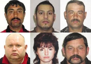 Ei sunt infractorii sălăjeni căutaţi de poliţie