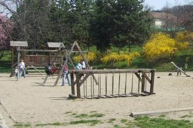 Reparaţii capitale în parcurile din Zalău
