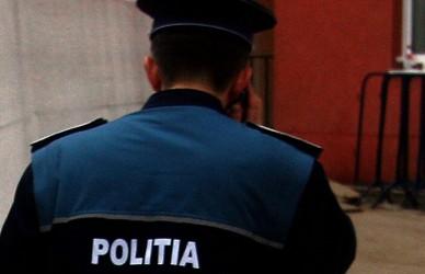 Un poliţist din Crasna riscă închisoarea pentru abuz în serviciu