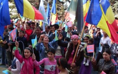 Zi festivă pentru romi la Zalău