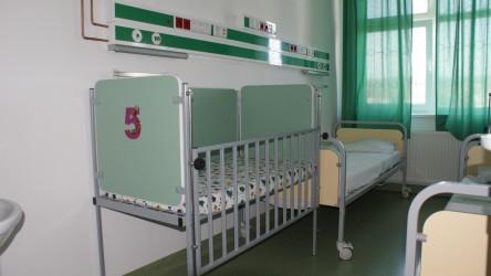 Secţia Pediatrie a Spitalului Judeţean, reabilitată cu sprijinul Michelin