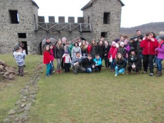 Elevii din Someş Odorhei au vizitat obiectivele turistice din judeţ