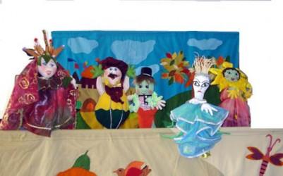 Copiii din Zalău sunt invitaţi la teatru de păpuşi