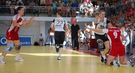 HC Zalău, în faţa celei de-a noua semifinală europeană