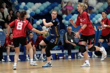 Ultima verificare înaintea semifinalei Cupei EHF