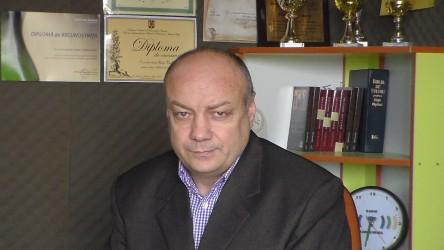 Radio Transilvania – Scaunul fierbinte: Andrei Varga, primarul oraşului Cehu Silvaniei