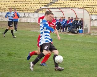 FC Zalău obţine un punct la Turda