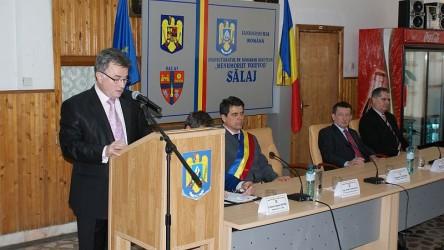 """Avansări în grad şi """"mulţumiri"""" de Ziua Jandarmeriei Române"""