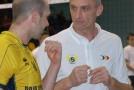"""Aurel Vlaicu, antrenor Volei Municipal Zalău:  """"Acest rezultat avantajează foarte mult echipa Constanţei"""""""