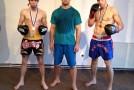 Zălăuanul Cătălin Breban, căştigător la gala de kickbox de la Gherla