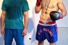 Zălăuanul Cătălin Breban participă la o gală de kickbox în Arad