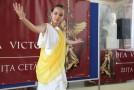 """Zeiţa Festivalului Roman """"Zalău-Porolissum"""" – o tânără de 14 ani"""