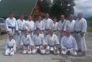 Karateka şimleuan Gheorghe Pop, în plină pregătire de vară
