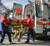 Pieton accidentat grav în municipiu