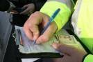 Zeci de permise auto reţinute într-o singură săptămână