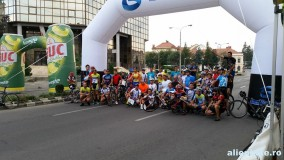 Ciclişti din toată ţara s-au întrecut la Zalău