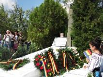 Eroii martiri – comemoraţi la Treznea