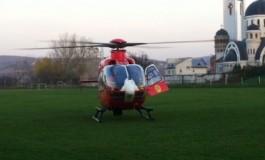 Elicopterul din baza SMURD Sălaj va deveni operaţional până la sfârşitul anului
