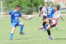 Juniorii de la FC Zalău au rezistat o repriză în faţa Universităţii Cluj