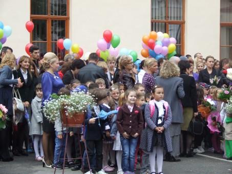 Astăzi sună primul clopoţel în şcolile sălăjene