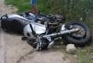 Accident în Şimleu Silvaniei, provocat de un motociclist
