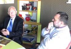 Radio Transilvania – Transilvania Culturala. Invitat: scriitorul Ion Pitoiu-Dragomir