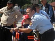 Ziua Pompierilor din România, aniversată şi la Zalău