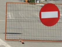 Trafic restricţionat pe strada Corneliu Coposu