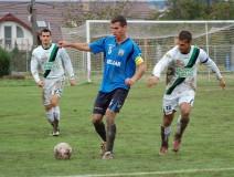"""FC Zalău, ţinută în şah mai bine de o repriză de """"lanterna roşie"""""""