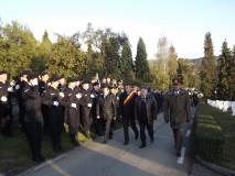 Ziua Armatei, marcată în Cimitirul Eroilor din Zalău