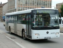 Mai multe trasee pentru transportul public în Zalău au fost prelungite