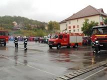 """Şcoala """"Gheorghe Lazăr"""", evacuată din cauza unui incendiu"""
