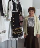 Turiştii străini, atraşi de muzeul meşterului popular Graţiana Pop