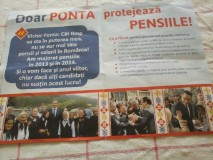 PSD și Victor Ponta mint pensionarii din Sălaj cu ajutorul Poștei Române