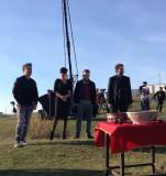 """Concurenţii de la """"MasterChef"""" s-au întrecut într-ale gătitului la Porolissum"""