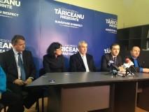"""Călin Popescu Tăriceanu: """"Vreau să transform România în cea de-a şaptea putere economică a Europei"""""""