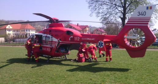 Construirea hangarului pentru elicopterul SMURD a primit undă verde